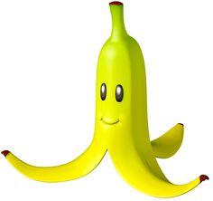 Banana   Mario Kart 8