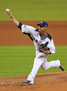 Ryan Vogelsong Photo - World Baseball Classic - Second Round - Miami - USA v Puerto Rico