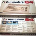 Packaging Commodore
