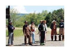 History comes alive as volunteers recreate life in 1840s Mexican-era California.