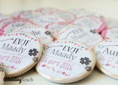 Badges EVJF ©weddingtouch