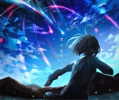 ~Kimi no na wa.~~Picture~~Mitsuha~                                                                                                                                                                                 More