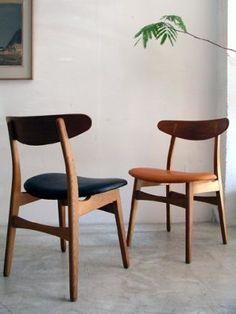 ハンス ウェグナー The chair