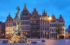Les lieux incontournables pour gourmets d'Anvers, Belgique, choisis par les hôtels IHG