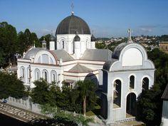 Igreja ucraniana São Josafat, de Prudentópolis