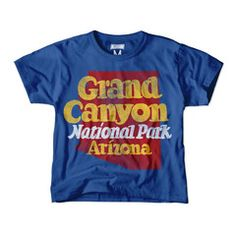 Grand Canyon National Park Infant Tee