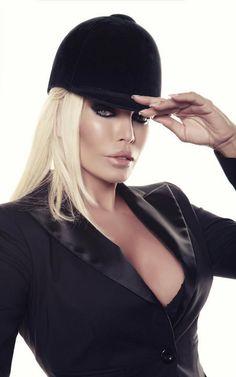 Ajda Pekkan (Turkish Pop Star) / photo by Mehmet Turgut #MehmetTurgut
