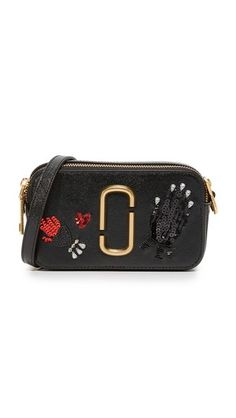 Marc Jacobs Hand to Heart Snapshot Camera Bag
