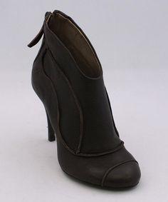 FLY London - Dark Brown Benny Boot