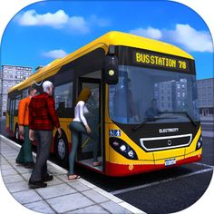 Mageeks Apps & Games: Bus Simulator PRO 2017