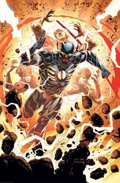 New God Flash | Darkseid War