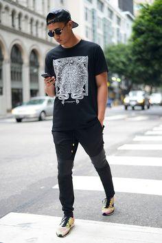 #mens #guys #street #fashion #menswear #style #streetstyle #nike