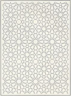 Pattern in Islamic Art - BOU 126