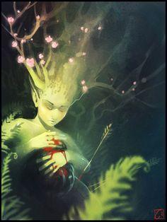 Fairy by GaudiBuendia.deviantart.com on @DeviantArt