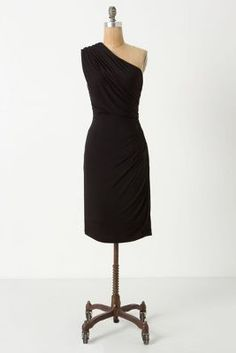 Unilateral Dress / Anthropologie .. if it's the right length on the leg, I would definitely wear it..