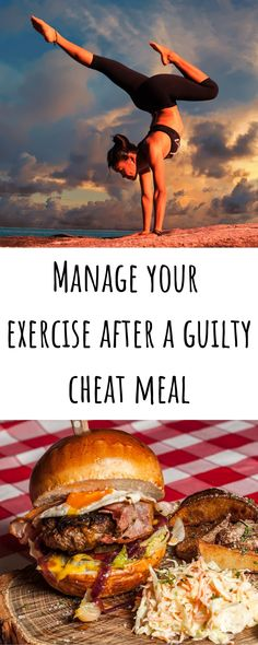 Does exercise cancel out my cheat meal? You hurry to put on your exercise clothes and head to the gym just in time for that s… Trying To Lose Weight, Weight Gain, Subway Chicken, Lime Lite, Burger King Whopper, Fast Food Restaurant, Cheat Meal, Do Exercise, Aerobics