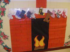 christmas decor for the classroom