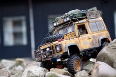 Competitions Offered To Radio Control Car Enthusiasts Custom Hot Wheels, Hot Wheels Cars, Defender 90, Land Rover Defender, Land Rover Off Road, Radios, Rc Rock Crawler, Rc Cars And Trucks, In China