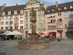 TOP WORLD TRAVEL DESTINATIONS: Mulhouse, France