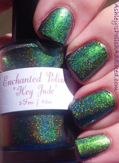 Ashley is PolishAddicted: Enchanted Polish Hey Jude