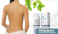 Meladerm for lightener skin