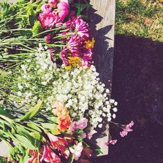 DIY Floral Arranging