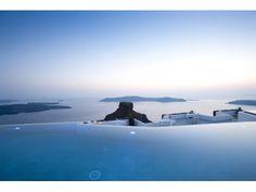 Skaros Rock at Grace Santorini. Santorini Hotels, Greece, Dios, Greece Country, Grease