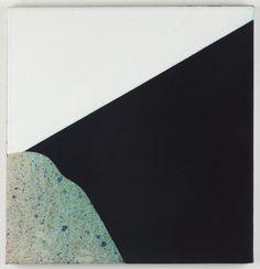 Svenja Deininger  Untitled, 2012 oil on canvas  33 x 34 cm