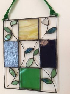 Your place to buy and sell all things handmade Stained Glass Suncatchers, Stained Glass Lamps, Stained Glass Projects, Stained Glass Windows, Mosaic Glass, Stained Glass Patterns Free, Stained Glass Flowers, Glass Panels, Colored Glass