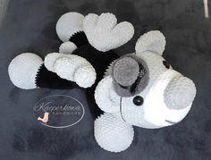 teddybear  crochet  amigurumi  wedding  groom