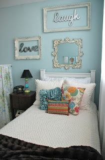 What a BEAUTIFUL master bedroom! Love this cozy vintage-inspired bedroom! bedroom home decor interior decoration Vintage Room Teenage Girl Bedroom Designs, Small Bedroom Designs, Teenage Girl Bedrooms, Girls Bedroom, Bedroom Decor, Small Bedrooms, Design Bedroom, Master Bedroom, Tween Girls