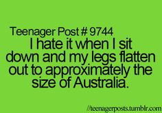 HAHAHAH, #halirous #dieing #literallyLOL'ing #funny #love #fatlegs #aintnobodygottimefodat