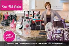 NEW Fall Catalog  31 NEW Products  20 NEW Prints  NEW Hostess Exclusives  NEW Booking Bonuses    NEW Enrollment kit - start your own 31 business and earn money for heating oil, kids activities, christmas, WHATEVER! Only 99.00 to start, I made that back at my FIRST party!  Sign up at www.mythirtyone.com/Joey1216and get your big pink box in a week!