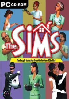 the sims 1 pc cover - Google Search