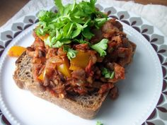 """How to make """"Snobby Joe's"""" lol! This version thinks its better than everyone because it contains no meat. And there's no soy, either. Lentils are the perfect texture for vegan sloppy Joes. <3 Mmmmm!"""