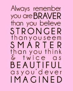 STRONGER SMARTER BEAUTIFUL