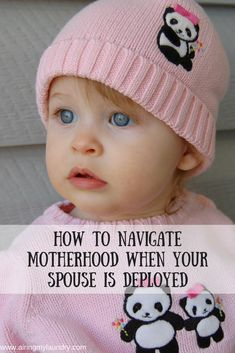 It can be difficult when a spouse deploys and you're left to parent alone. But I have tips to make it easier.   #AD #militaryspouse