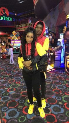 They outfit go hard 🔥🔥🔥🔥 Cute Black Couples, Black Couples Goals, Cute Couples Goals, Couple Goals Relationships, Relationship Goals Pictures, Matching Couple Outfits, Matching Couples, Couple Style, Tumblr Outfits