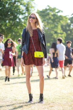 The best summer 2015 music festival style spotted at New York's Governors Ball this weekend.