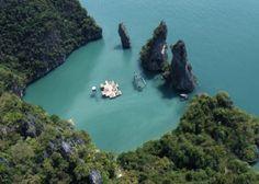 Archipelago thailand floating cinema