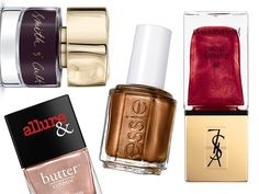 Rank & Style - Best Fall Nail Polishes #rankandstyle