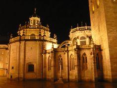 Catedral de Lugo (Plaza de Santa María)