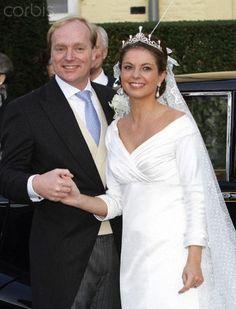 Prince Carlos and Annemarie van Weezel Nov 20/10