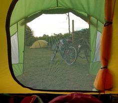 Guten Morgen vom #Camping #Schüttehof in bzw. über #Horb am Neckar  #radlhasen #Neckar #Neckartour #Neckarradweg #Neckarradtour #Neckartal #Fahrrad #Fahrradtour #Radreise #Radurlaub #Radwandern #Bike #bikelover #biketour #biketravel #BW #papablog #papablogger #papa #vatertochter #fatherhood #stolzerpapa #mädchenpapa #bodehase - Eine Papa-Tochter-Radtour
