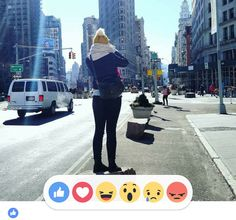 With #facebookreactions taking off quickly, we look at other ways that people display their thoughts and emotions online.