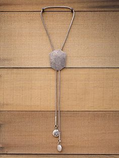 You can never want to many bolo ties, in other words, I want it.