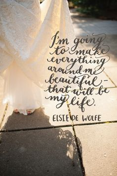 """Day 90- """"I'm going to make everything around me beautiful-that will be my life""""-Elsie de Wolfe. (Spindle Photography, Kelly Cummings)"""