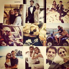 「あー素敵すぎるーーー こんなカップル憧れる。。。 #OliviaPalermo #JohannesHuebl」