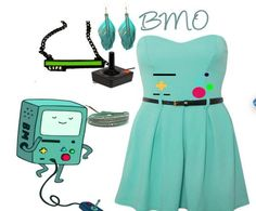 I found 'BMO Costume' on Wish, check it out!