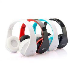 Cuffie Bluetooth wireless pieghevoli professionali Cuffie stereo portatili  con effetto Super Stereo Cuffie da gioco 626a29aa9aff